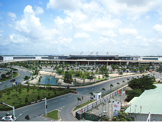 Tan Son Nhat International Airport Project