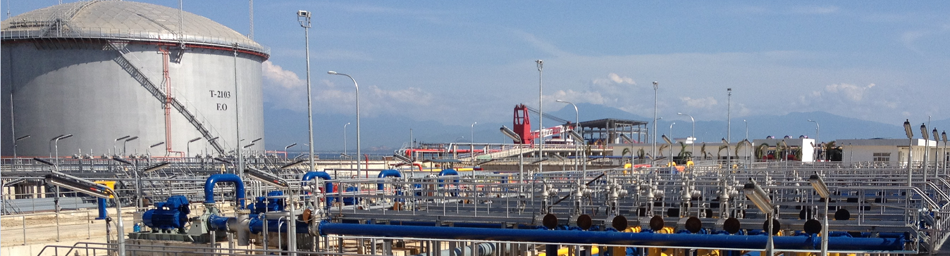 Van Phong Bonded Petroleum Terminal Project