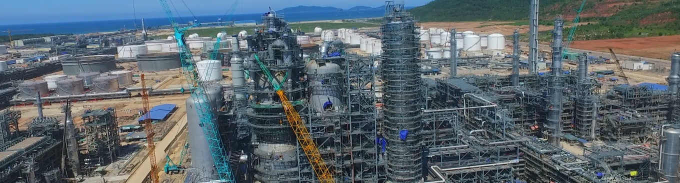 Nghi Son Refinery Plant Project – SMP8B/ETP