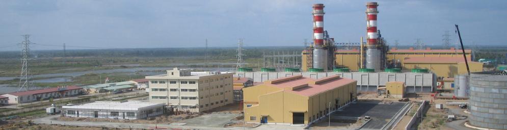 Ca Mau 1&2  CCPP Project (1,500MW)