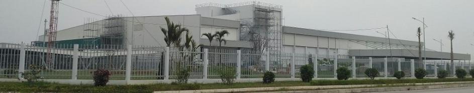 Nestle Bong Sen Factory