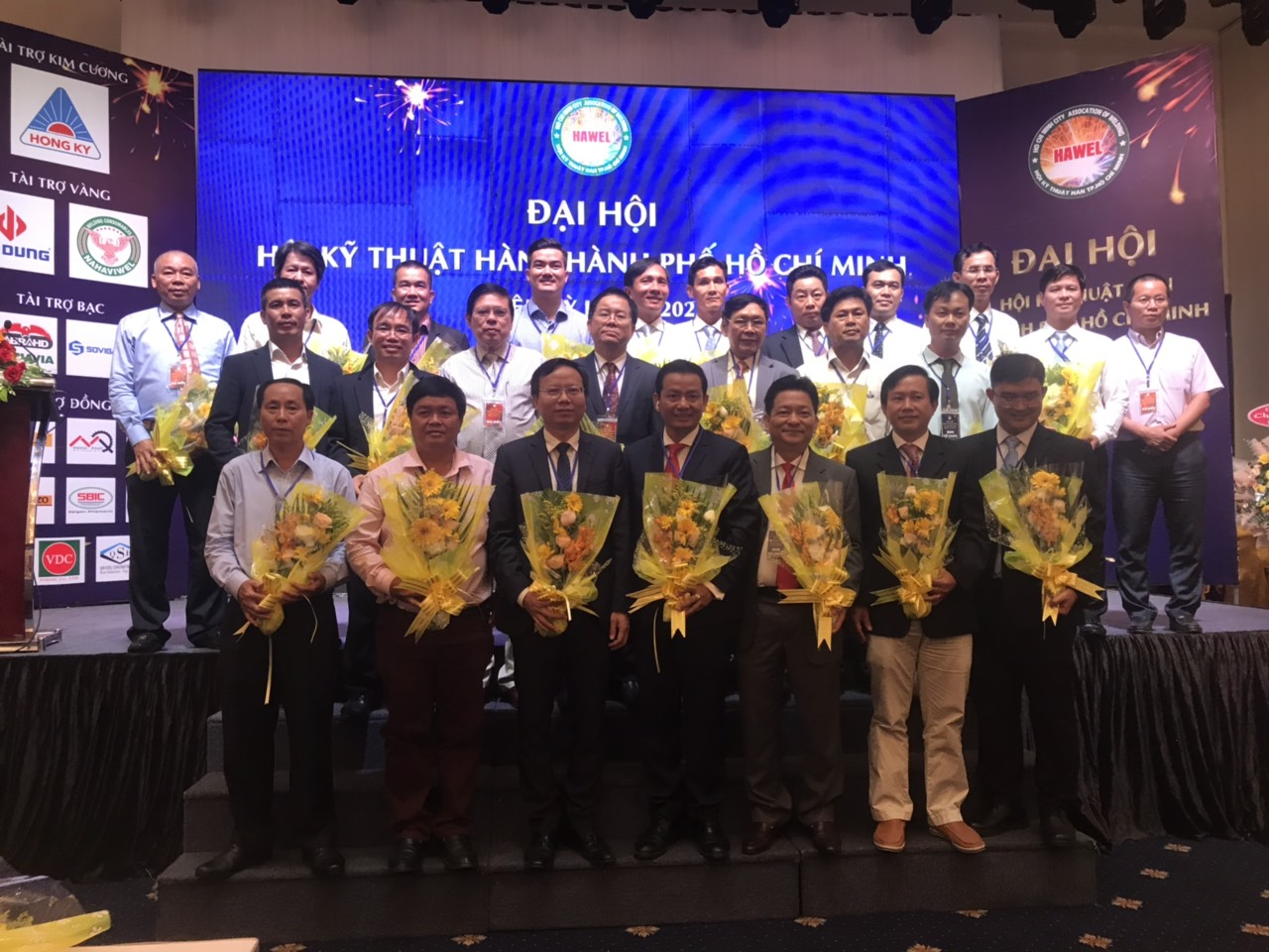 WELDING TECHNOLOGY CONFERENCE HO CHI MINH CITY THE FIRST TERM (2020 -2025)